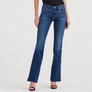 7 for All Mankind 'A' Pocket Jeans in Sz 27